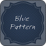 Blue Pattern Cm12/12.1 Theme v1.0