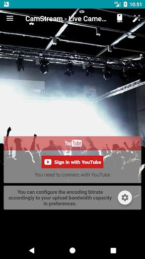 CamStream - Live Camera Streaming 1.0.3e screenshots 3
