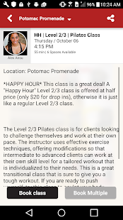 RTR Pilates- screenshot thumbnail
