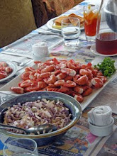 Photo: Peel & Eat Shrimp Lunch