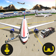 Airplane Flight Pilot Sim 3D