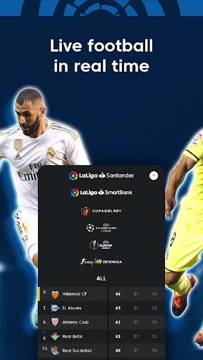 La Liga - Live Soccer Scores, Goals, Stats & News Screenshots 21