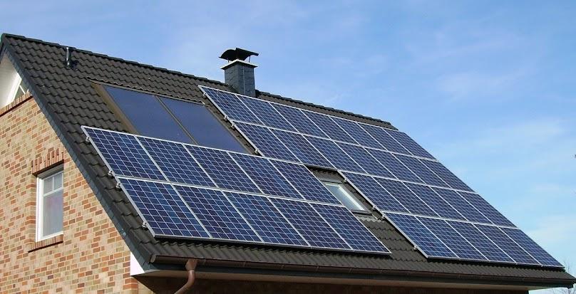 Fotowoltaika może produkować darmowy prąd do zasilenia pompy ciepła