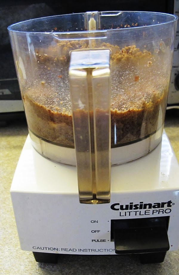 After three batches I found in my small Cuisinart blender it is best to...