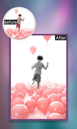 Color Photo : Splash  Effect 1.2 screenshot 528375
