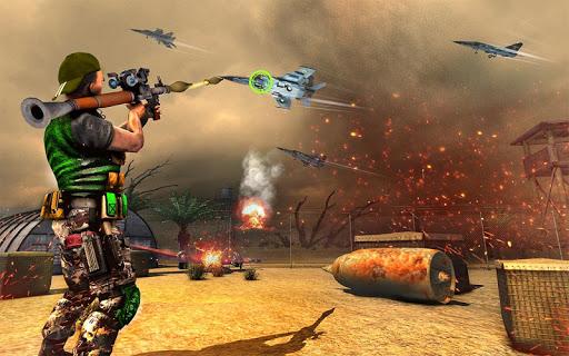 Jet War Fighter Airplane Shooting 1.30 screenshots 2