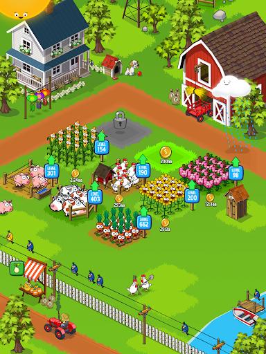 Idle Farming Empire  mod screenshots 5