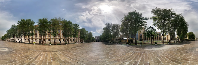 Photo: Parade square, Tehran, Iran میدان مشق تهران