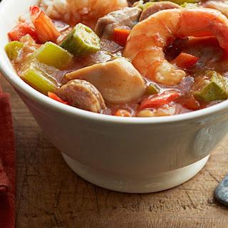 Cajun Surf 'N' Turf Stew Recipe