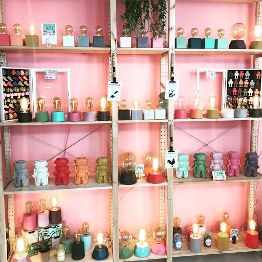 junny à la fabrique spring edition le popup store de la fine equipe dans le marais à Paris