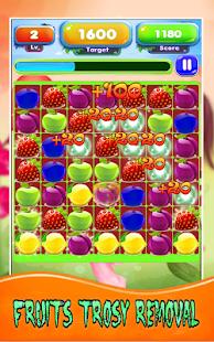 Fruits Trosy Removal - Match - náhled