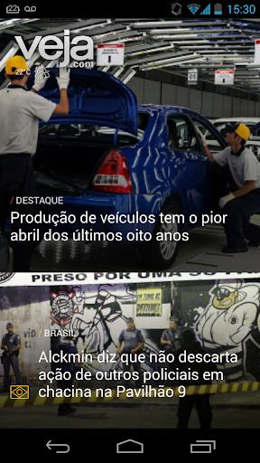 VEJA.com Notícias