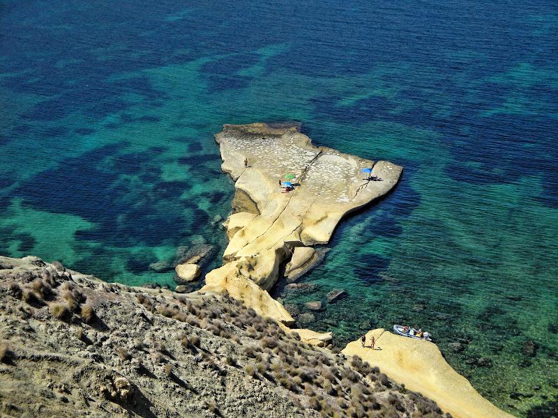 Piattaforma sul mare  di Gianluca Presto