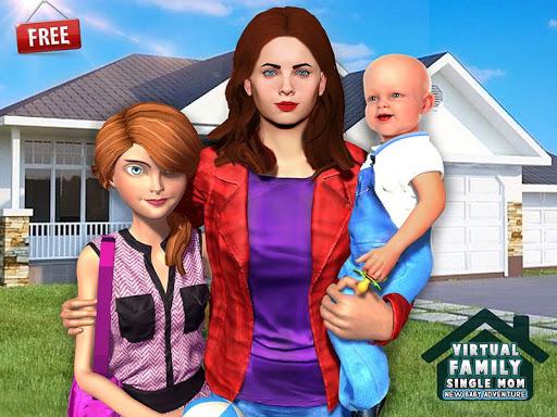 New Baby Single Mom Family Adventure 1.0.4 screenshots 15