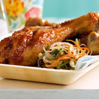 Chicken Drumsticks Noodles Recipes