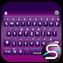 SlideIT Deep Purple Skin icon