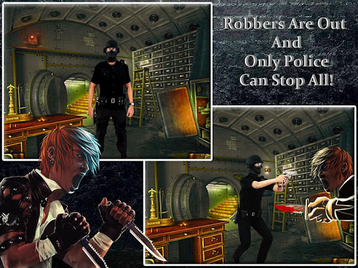 Action Cops v s Robbers