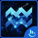 Star Aquarius Keyboard Theme icon