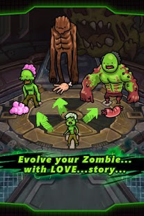 Zombie Evolution World - náhled