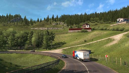 Truck Real Super Speed u200bu200bSimulator New 2020 1.0 screenshots 4