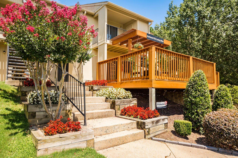 Northwest Hills Apartments in Little Rock, Arkansas