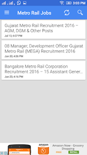 Railway Jobs India- screenshot thumbnail