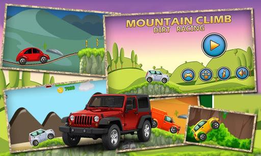 Mountain Climb Dirt Racing