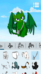 Avatar Maker: Dragons - náhled