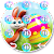 Easter bunny rainbow egg theme file APK for Gaming PC/PS3/PS4 Smart TV