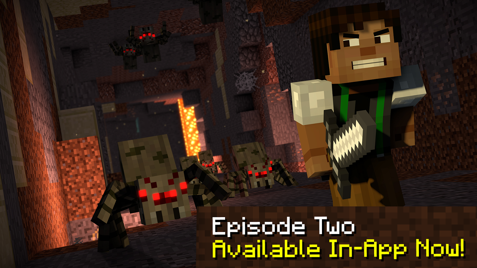 Minecraft Story Mode Season Two Android Apps On Google Play - The wolf among us road map