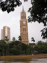 Photo: Rajabai Tower