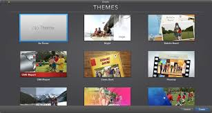 Image result for iMovie select