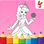 Kids coloring book: Princess 1.2.0 Apk