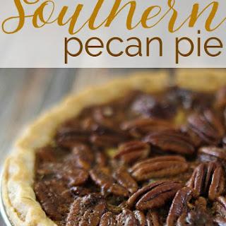 Nana's Southern Pecan Pie