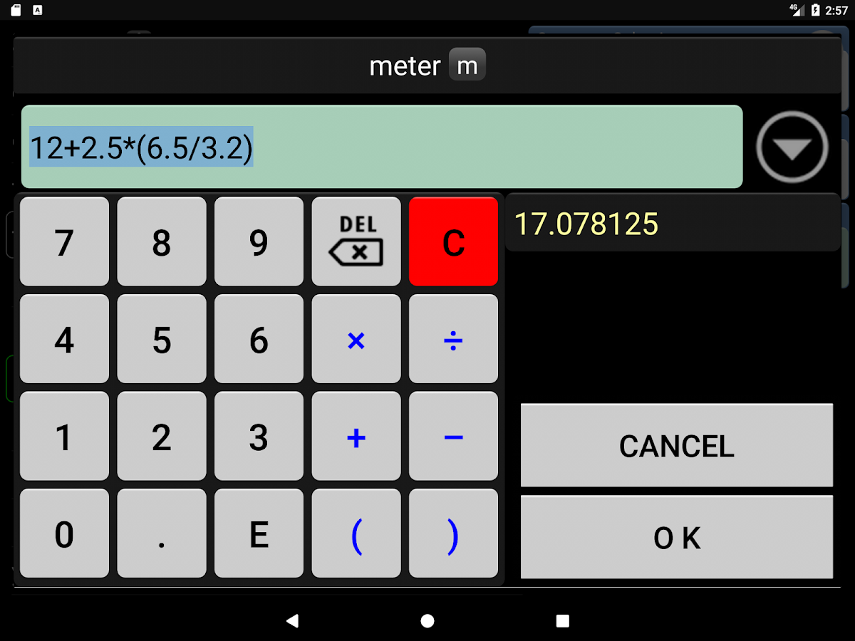 Unit Converter - ConvertPad – Screenshot