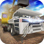 Dump Trucks Driving Simulator - drive dump trucks!