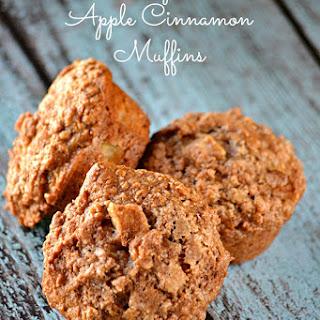 Light Apple Cinnamon Muffins Recipe