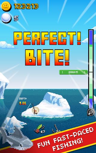 Télécharger Gratuit Desert Island Fishing apk mod screenshots 2