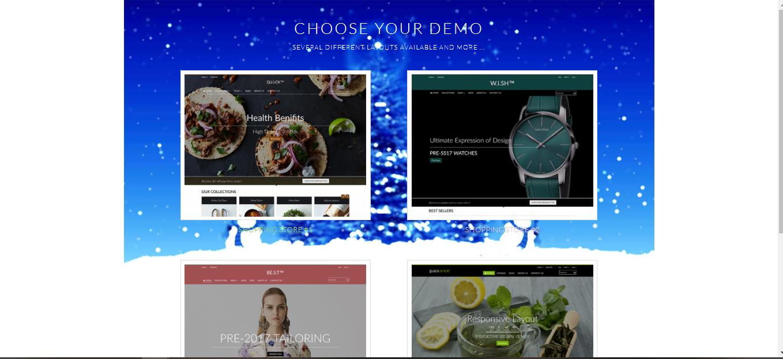Quickshop - Shopify beauty theme