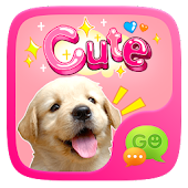 (FREE) GO SMS CUTE STICKER