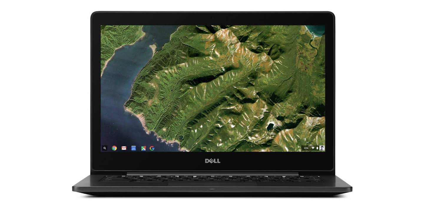 A dell Chromebook
