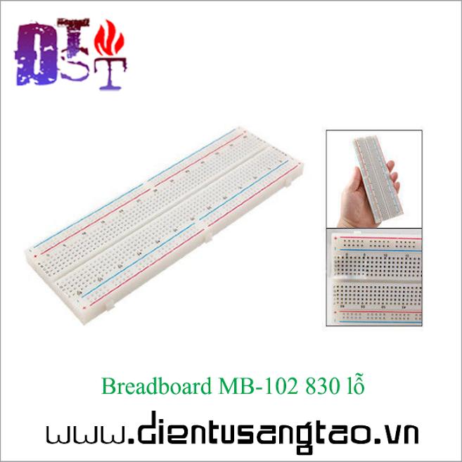 Board test MB 102