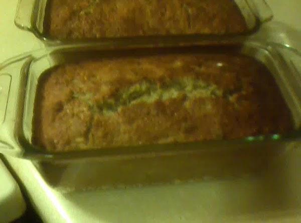 Zucchini Pineapple Bread Recipe
