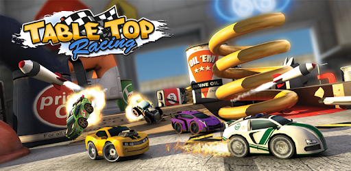 Приложения в Google Play – Table Top Racing бесплатно