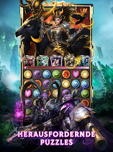 Legendary: Game of Heroes Screenshot