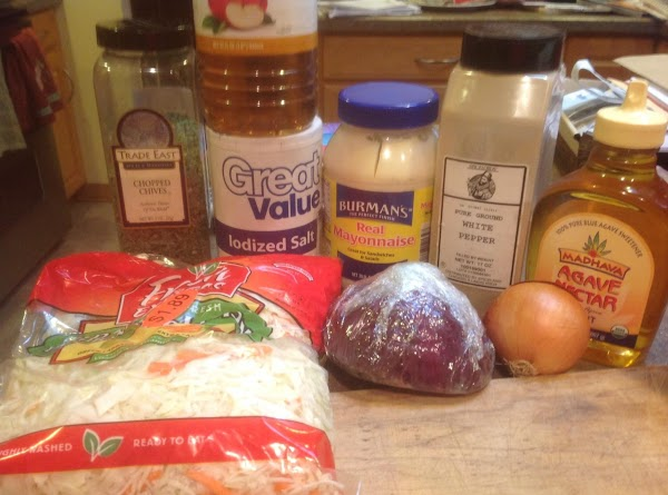 These are most of the ingredients I used to make this recipe. I will...