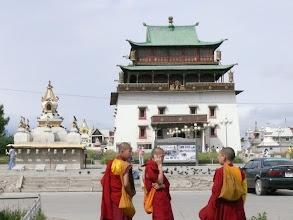 Photo: 3.Gantantegchelin Monastery