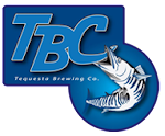 Logo for Tequesta Brewing Company