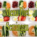 Menu Diet Seminggu icon
