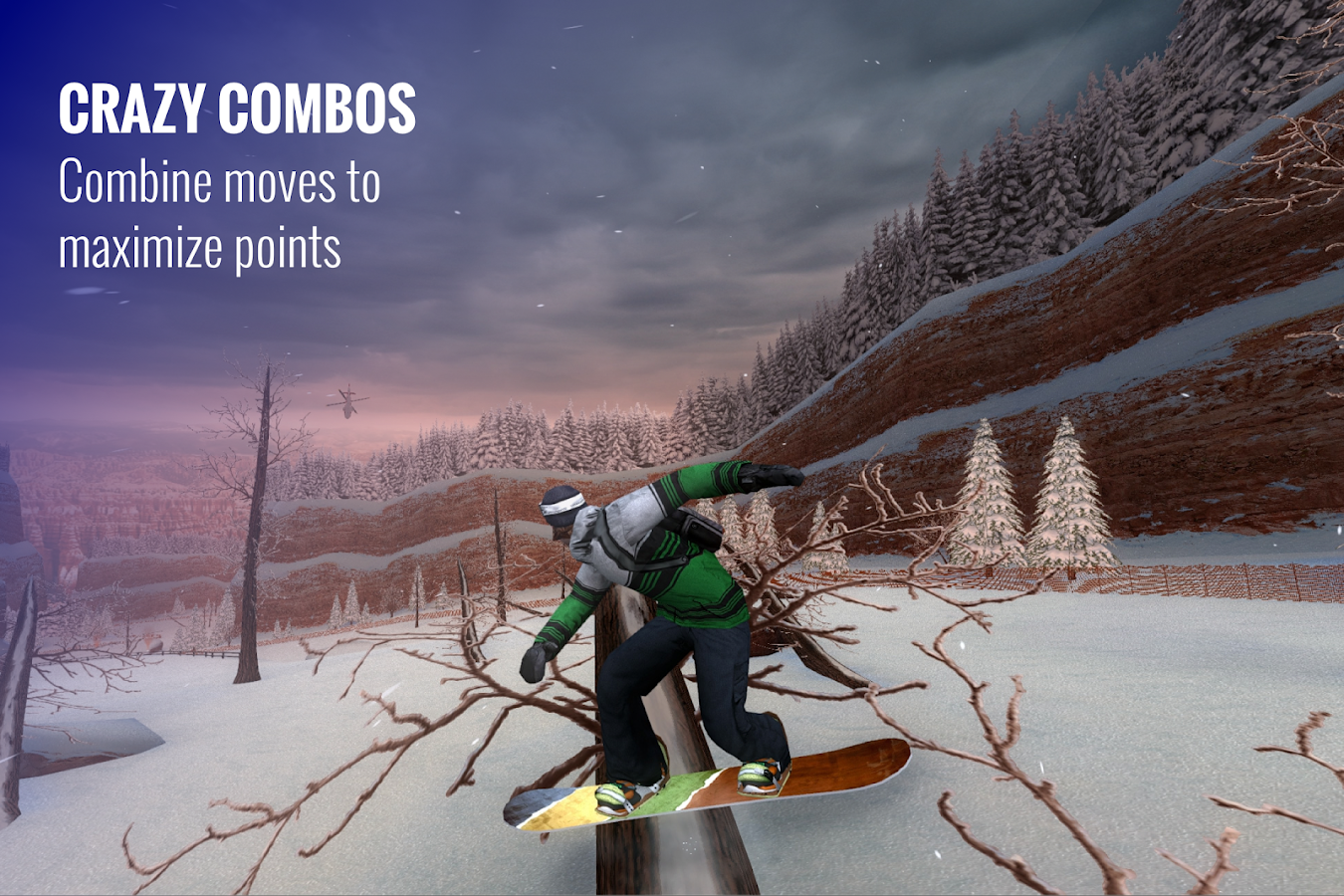 Snowboard Party: World Tour Pro- screenshot